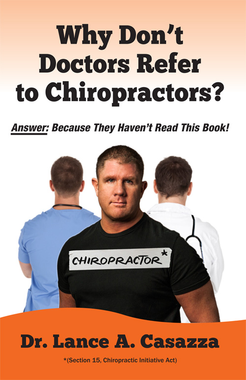 Why Don't Doctors Refer to Chiropractors?